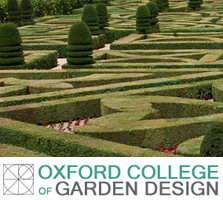 Oxford college of garden design for Oxford garden designs